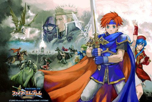 Fire Emblem the Binding Blade